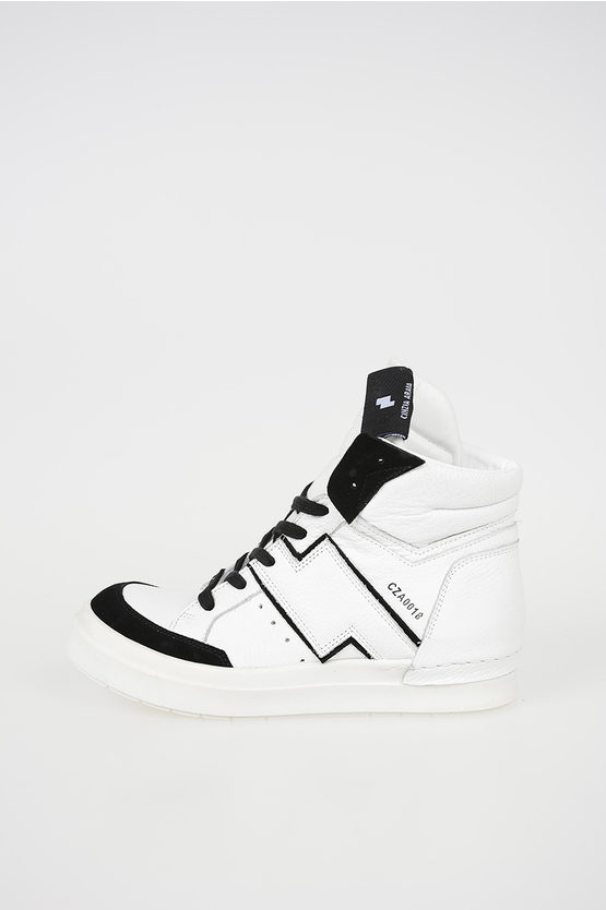 Leather Basket sneakers