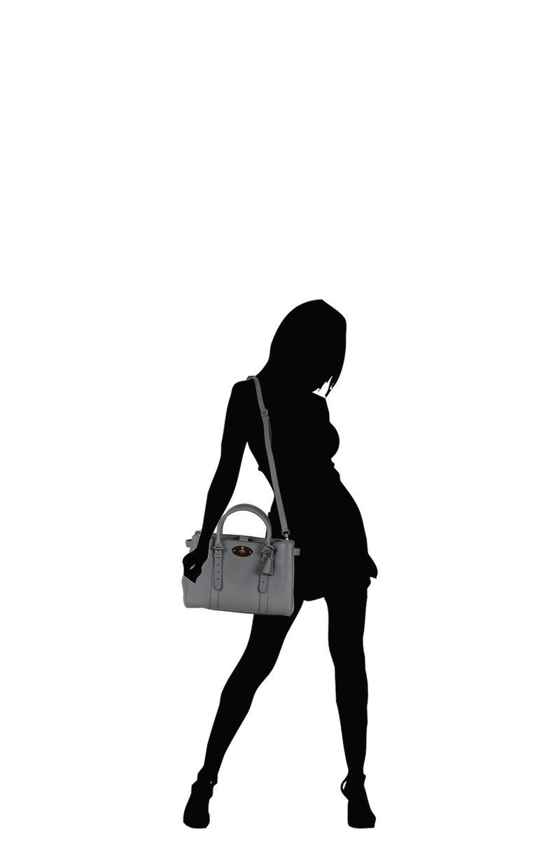 35ce3e85e57c Mulberry Leather BAYSWATER D ZIP TOTE Bag women - Glamood Outlet