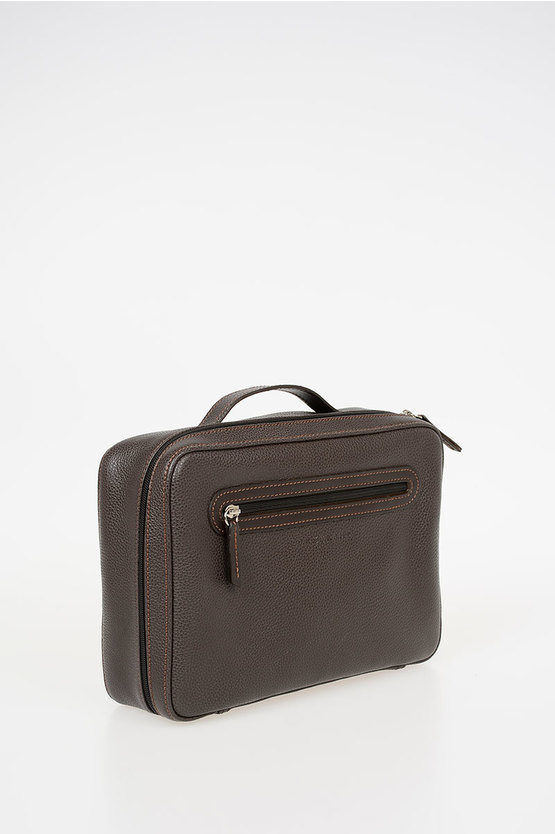 Leather Beauty Case