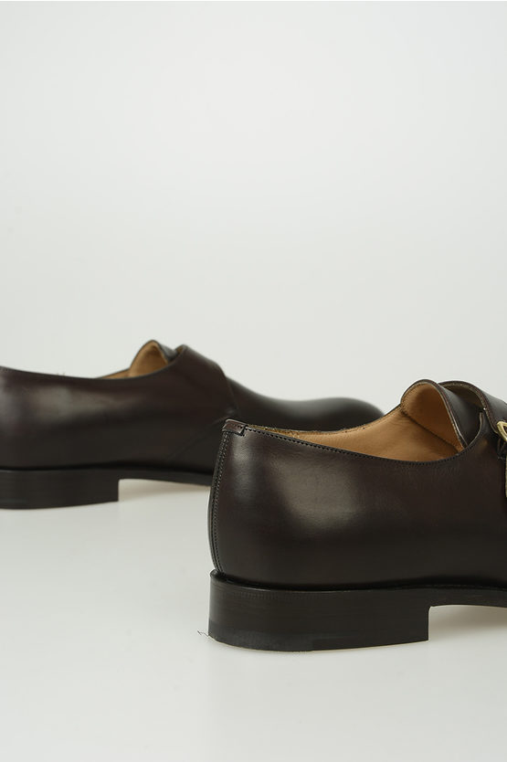 Leather BECKET Monk Strap
