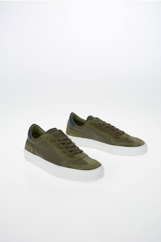 Leather BELLEVILLE Sneakers