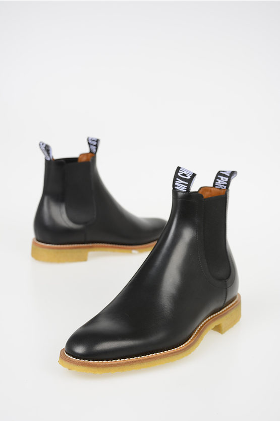 Leather Boots CHELSEA