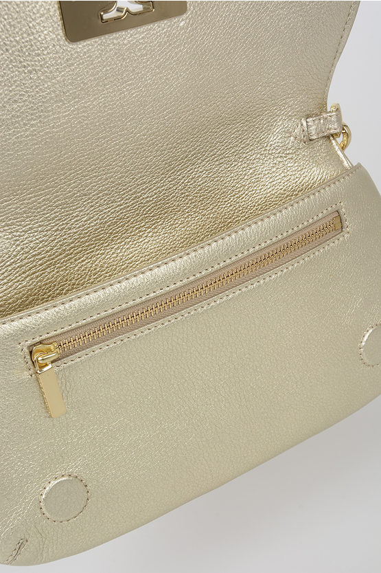Leather BRITTEN CLUTCH Shoulder Bag