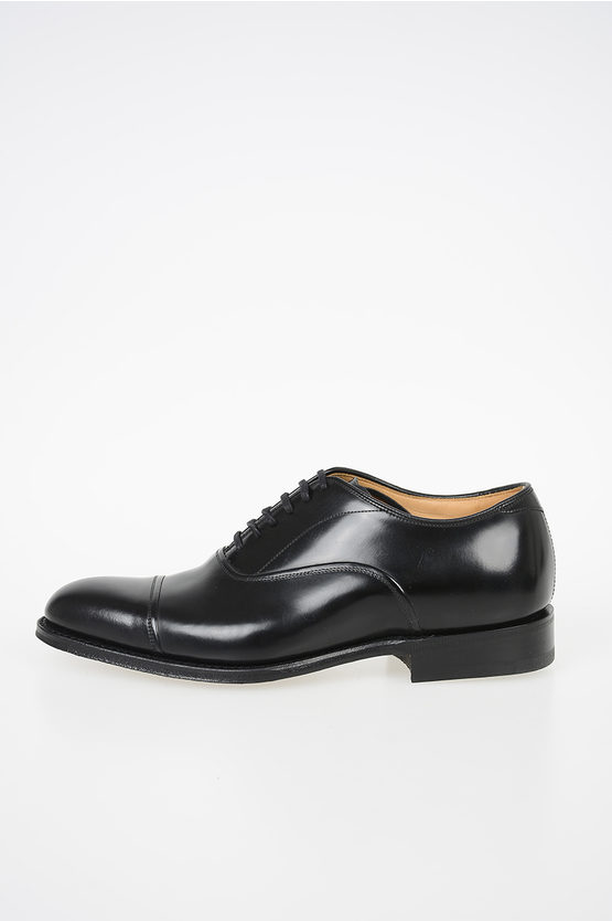Leather BUCKDEN Oxford Shoes