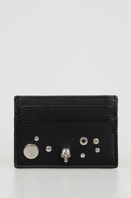 Outlet men wallets and card holders glamood outlet 30 alexander mcqueen leather card holder colourmoves