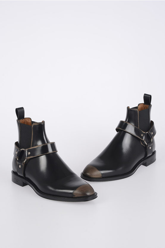 Leather CHELSEA RIDER Boots