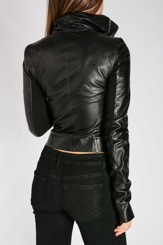 Leather CLASSIC BIKER Jacket