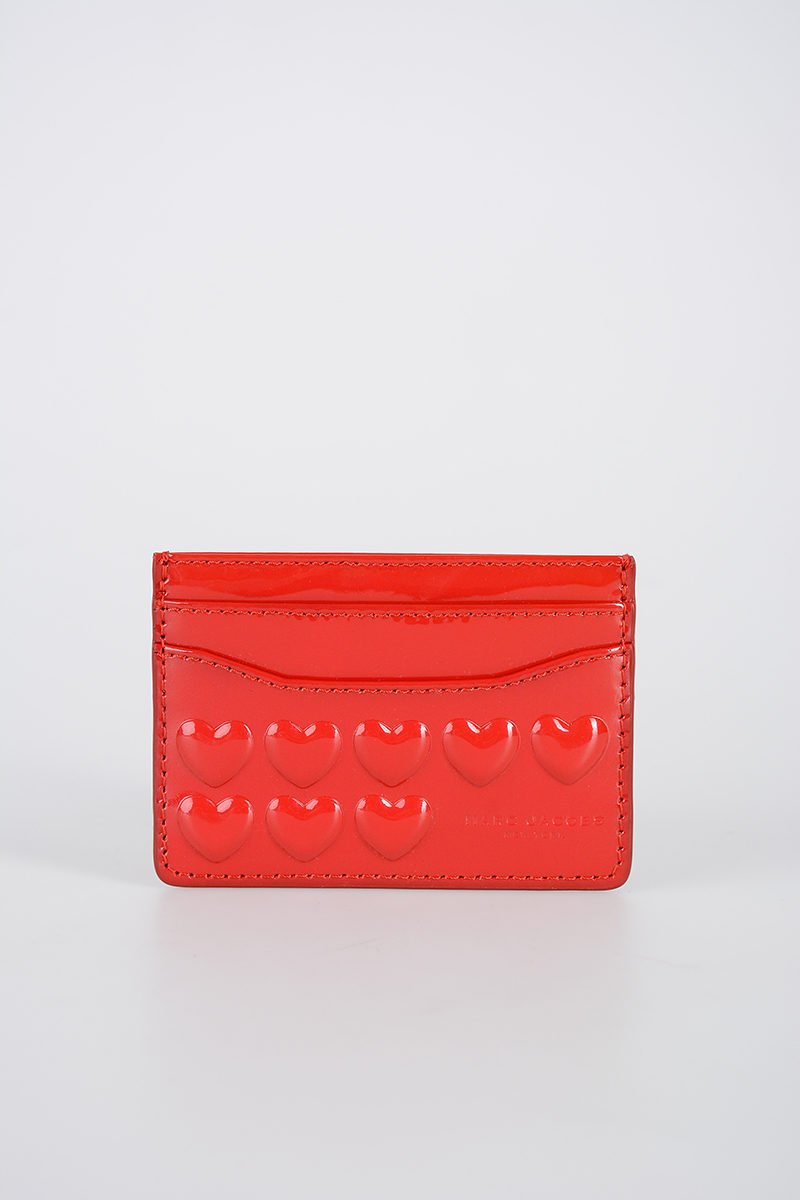 14126af21b Marc Jacobs Leather Credit Card Folder women - Glamood Outlet