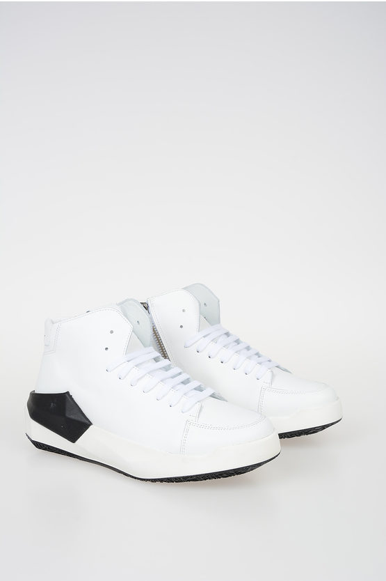 Leather DAYMON MID Sneakers