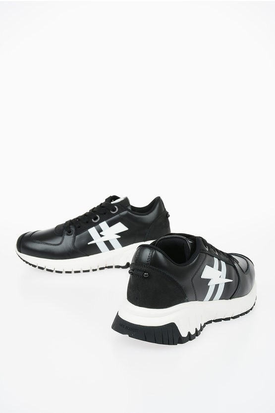 Leather ECCENTRICA TRAINERS Sneakers