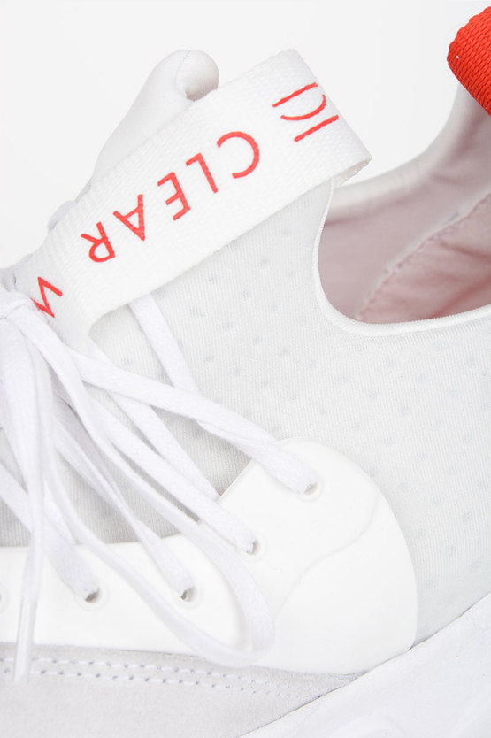 Leather Fabric STRYK Sneakers