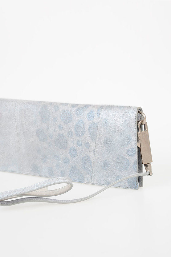 Leather FLAT CLUTCH Bag