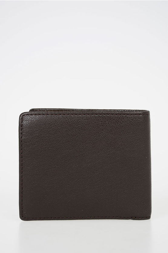 "Leather ""FRESH STARTER"" HIRESH Wallet"
