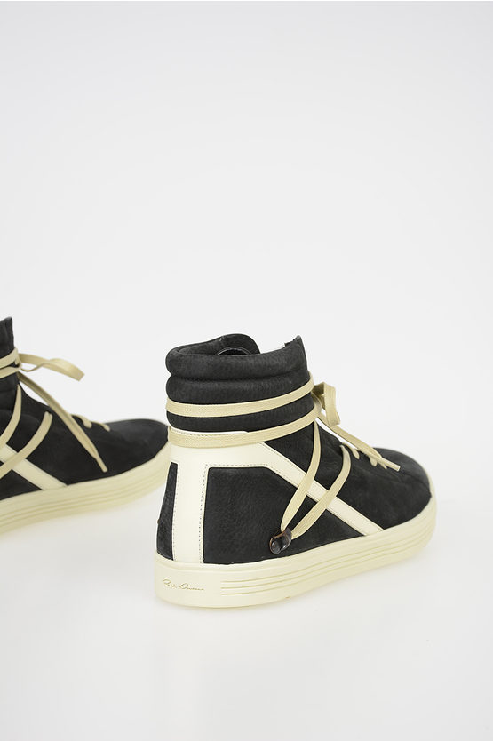 Leather GEOTHRASHER HIGH Sneakers