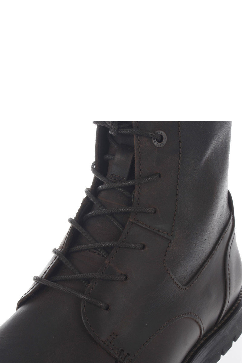 Leather GILFORD HIGH boot