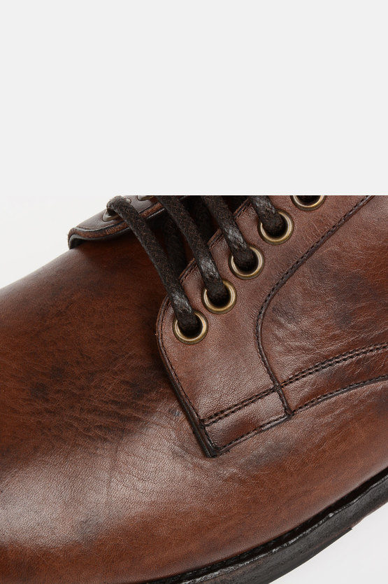 Leather GIORGIONE Derby Shoes