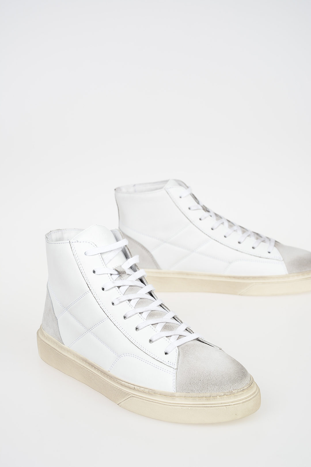 Leather H340 Sneakers