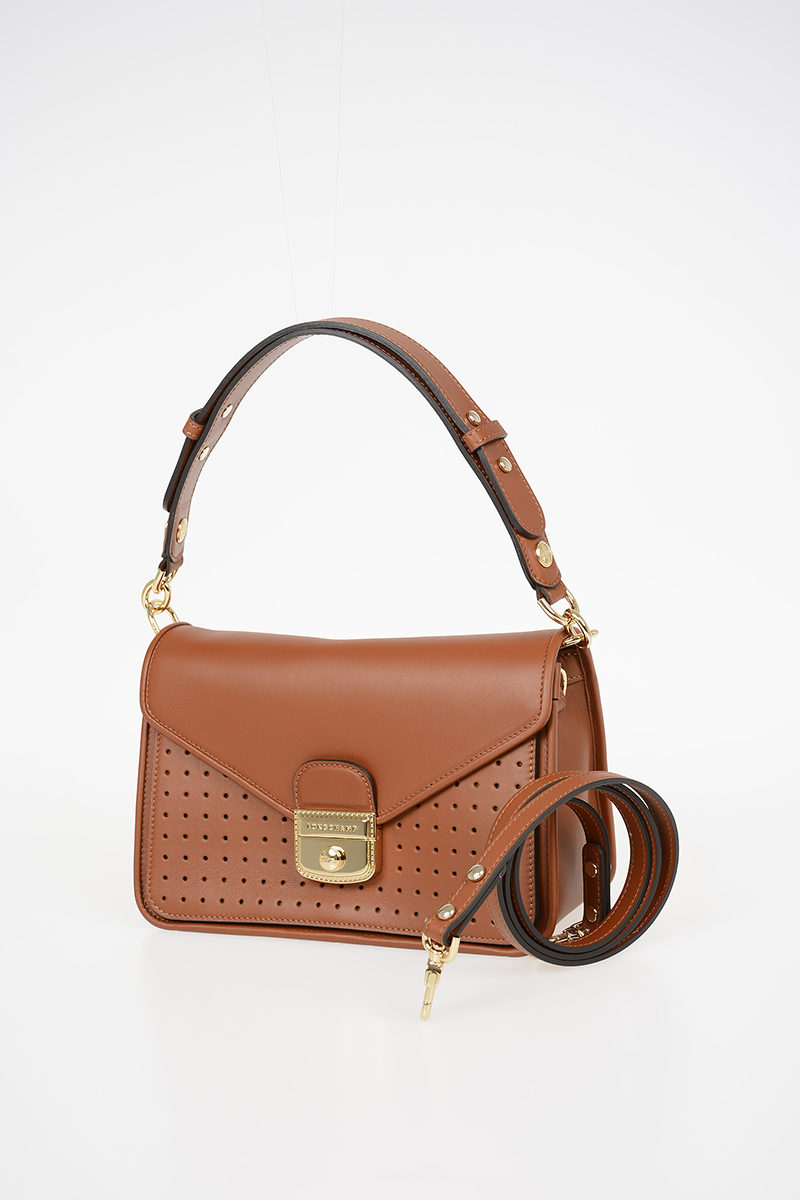 81fdd390426a Longchamp Leather Hand Bag women - Glamood Outlet