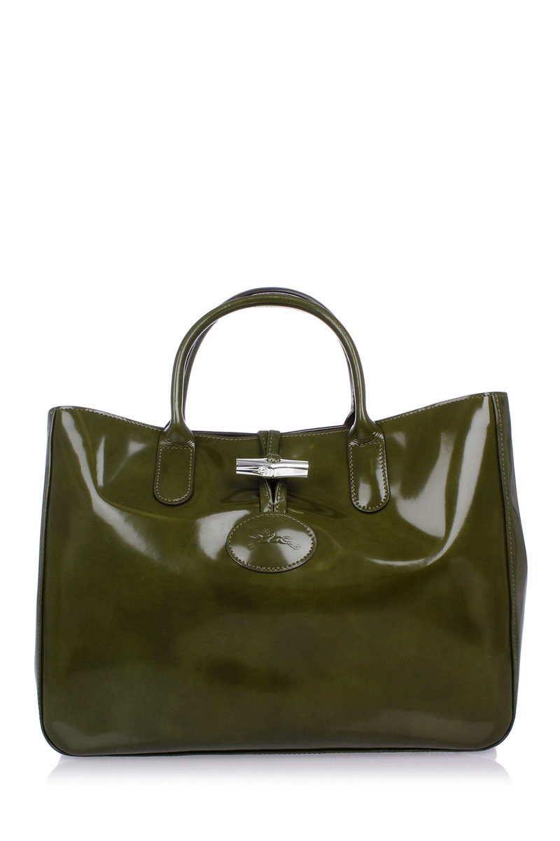 c6189346b95f Longchamp Leather HandBag women - Glamood Outlet