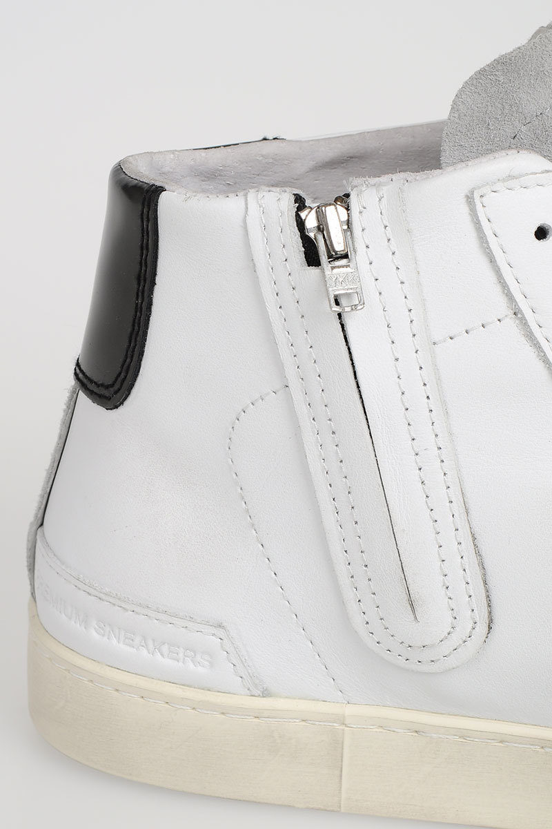 on sale ac09d ca200 Leather HILL HIGH NAPPA Sneakers
