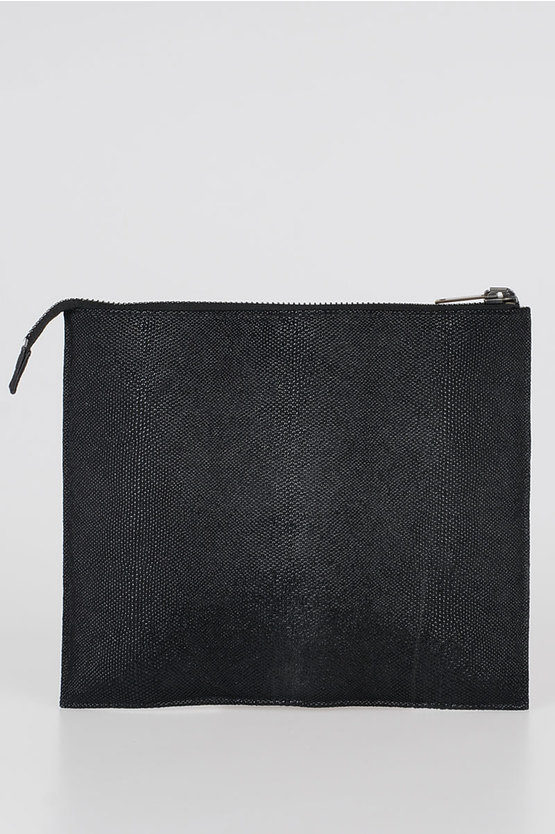 Leather I Pad Folder