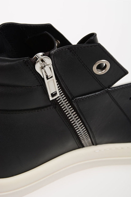 Leather ISLAND DUNK Sneakers