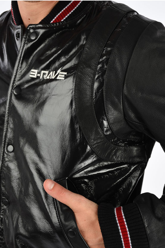 Leather L-BILLY LEATHER Jacket
