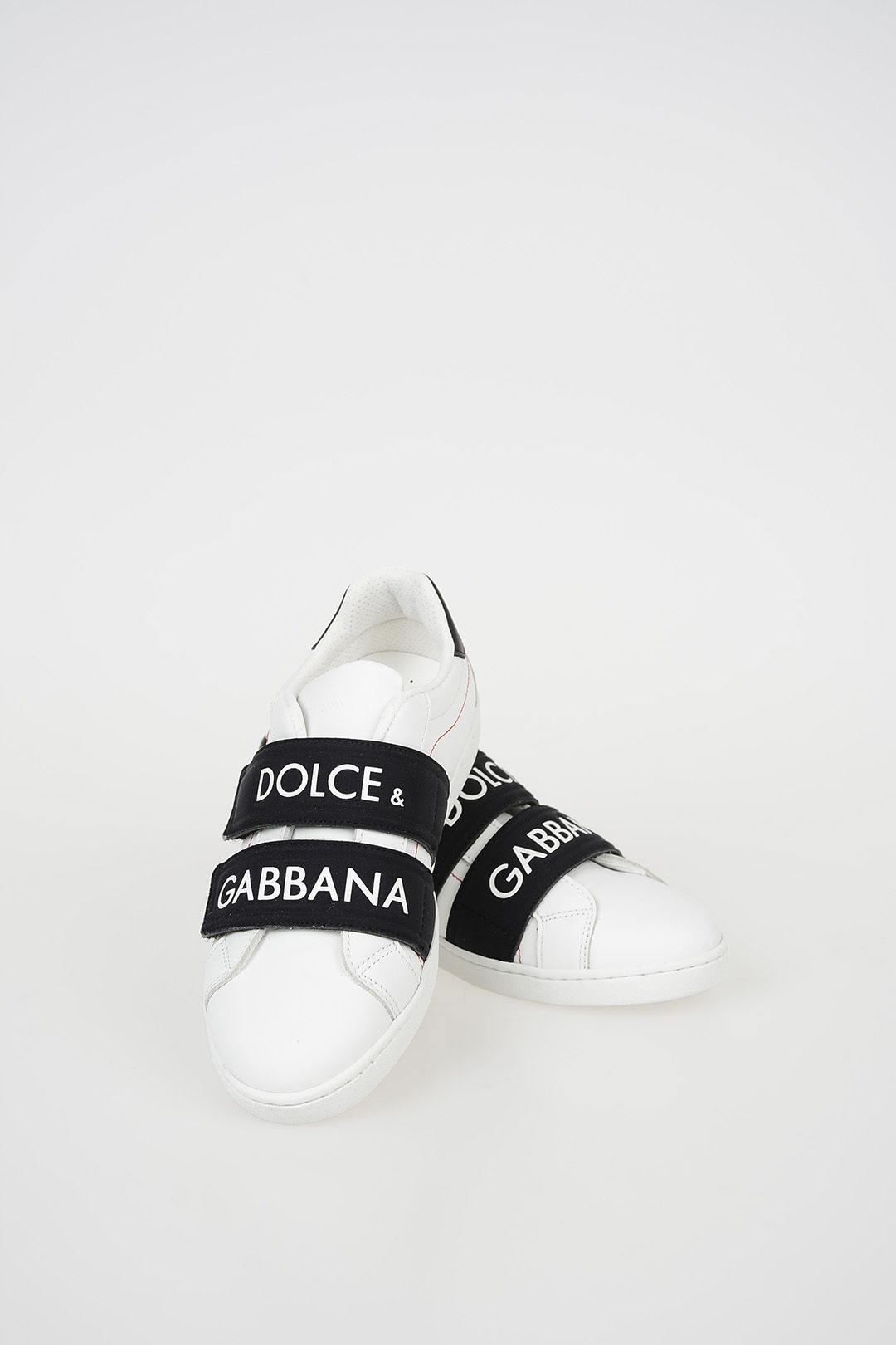 2e6e451b7 Dolce & Gabbana Kids Leather Low Sneakers boys - Glamood Outlet