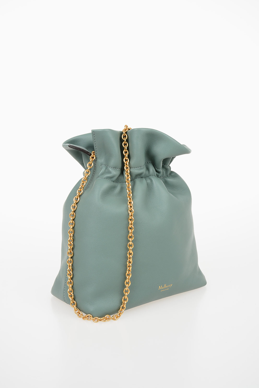 Mulberry Leather Lynton Bucket Bag