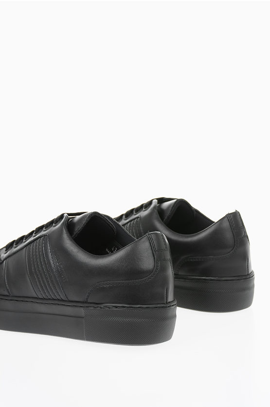 Leather MODERNIST CITY TRAINER Sneakers