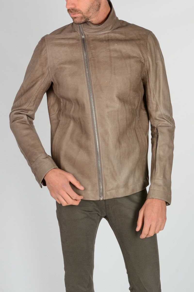 Jacket Leather Dna Mollino Dust QsdthrC
