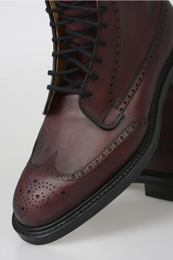 Leather NUTLEY Ankle Boots