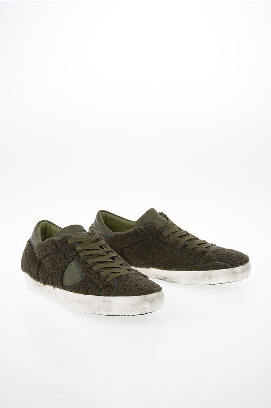 Leather PARIS Sneakers