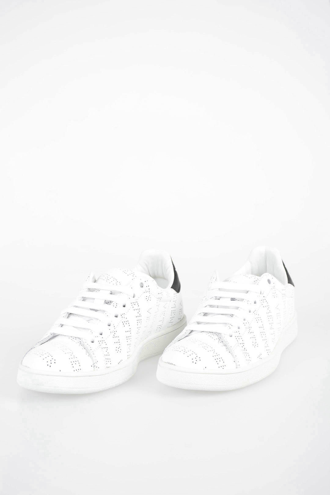 Vetements Leather PERFORATED Sneakers