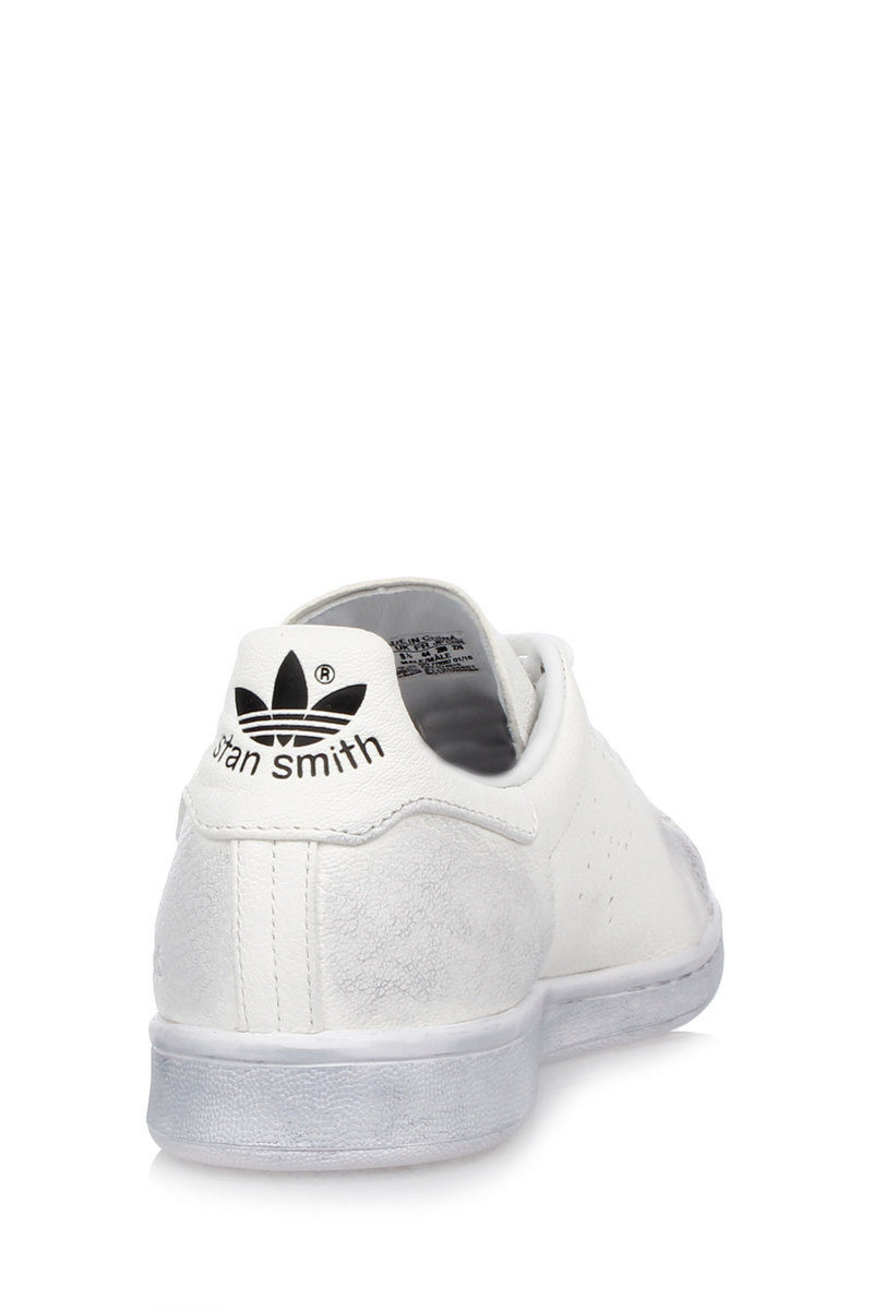7bac983a99068c Adidas Leather RAF SIMONS STAN SMITH AGED Sneakers men - Glamood Outlet