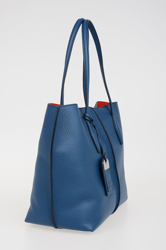 Leather REST SHOPPING Bag