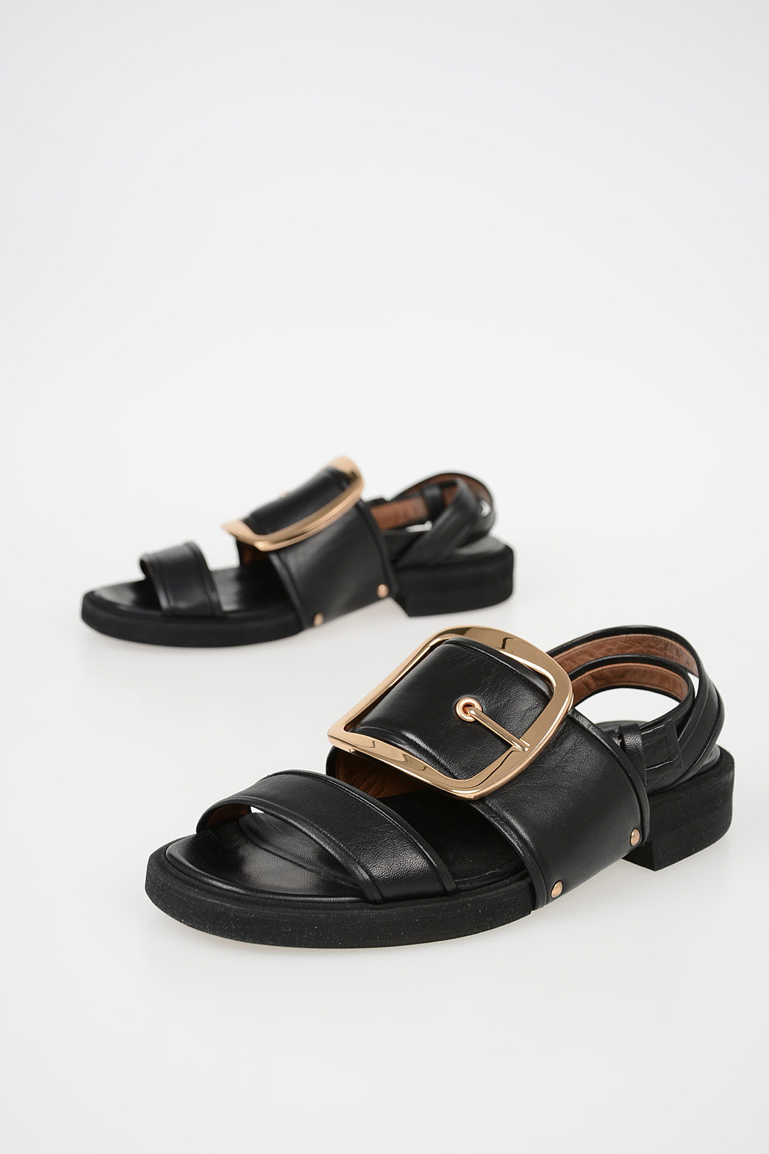 1b817920368a Givenchy Leather Sandal women - Glamood Outlet