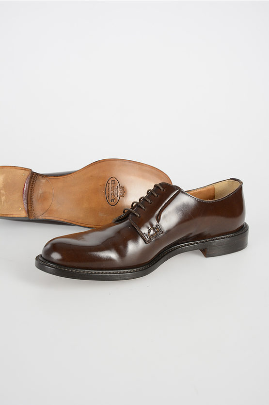 Leather SHANNON Derby
