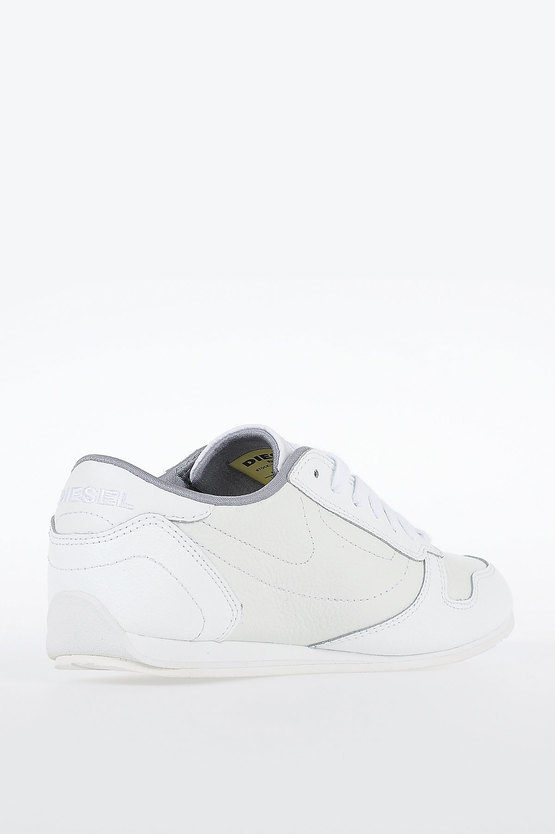 Leather SHECLAW W Sneakers