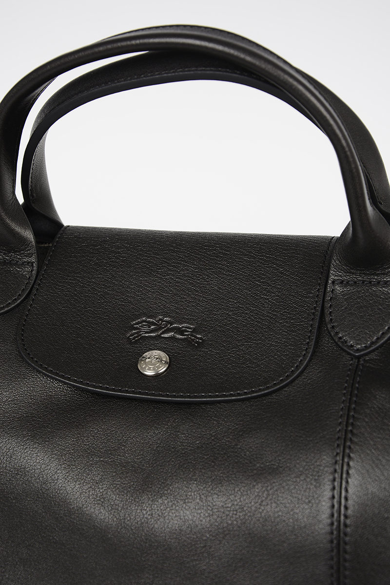 fdbe8aefb086 Longchamp Leather Shopping Hand Bag women - Glamood Outlet