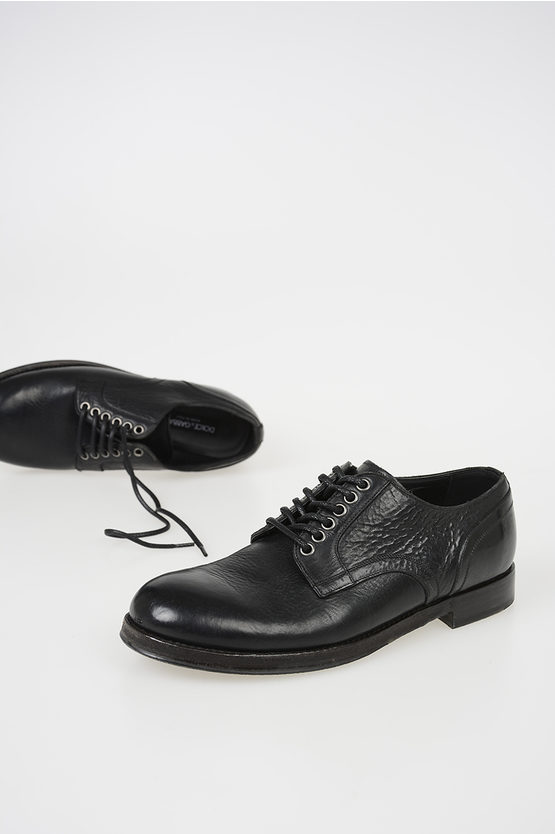 Leather SIRACUSA Derby Shoes