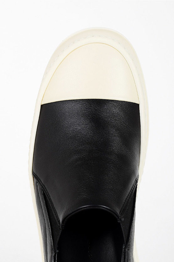 Leather Slip On BOAT Sneakers
