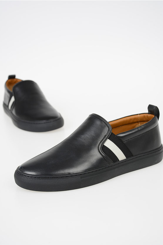 Leather Slip on HERALD