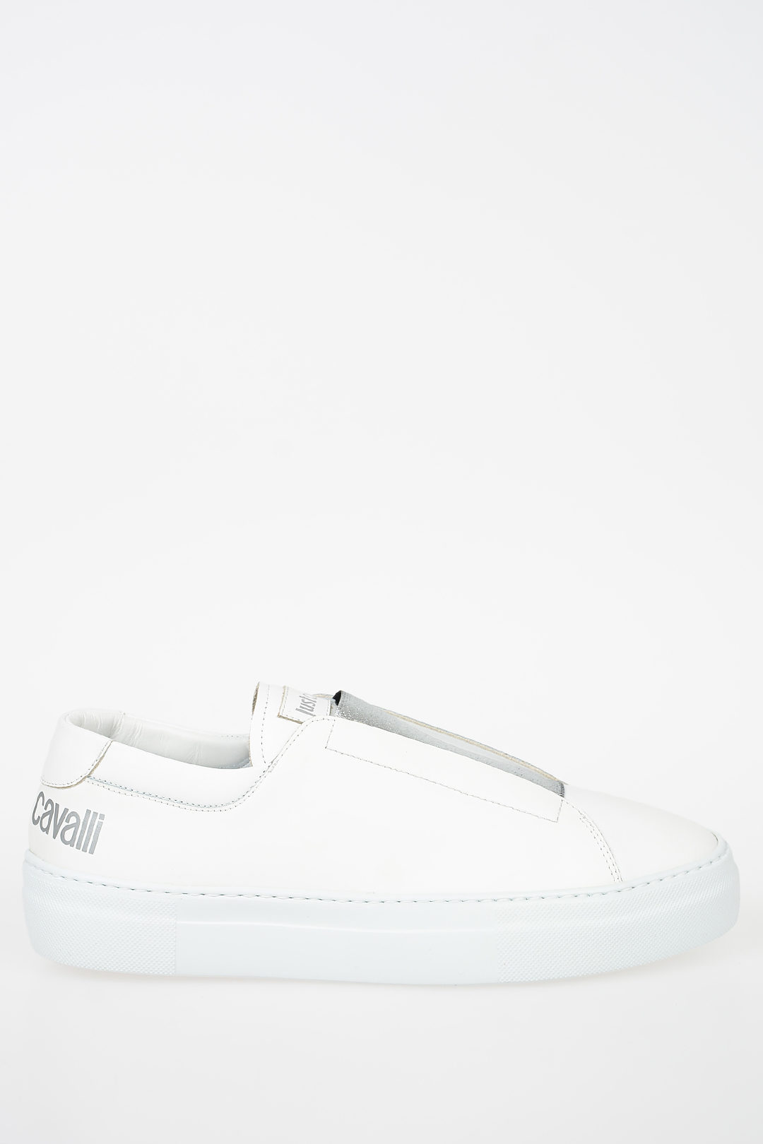 the latest d395f 722ea Leather Slip on
