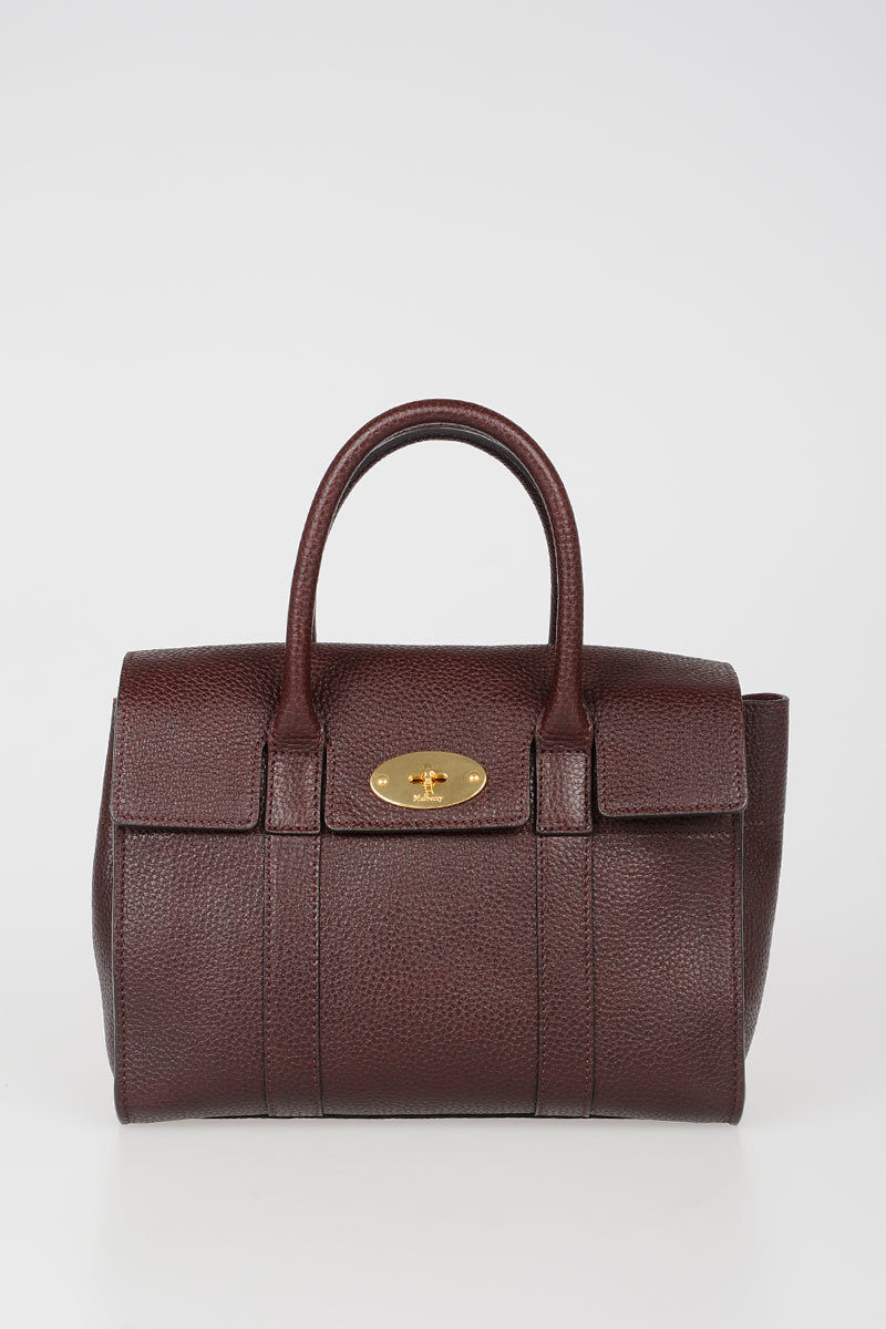 79243781953 Mulberry Leather SMALL BAYSWATER Tote Bag women - Glamood Outlet