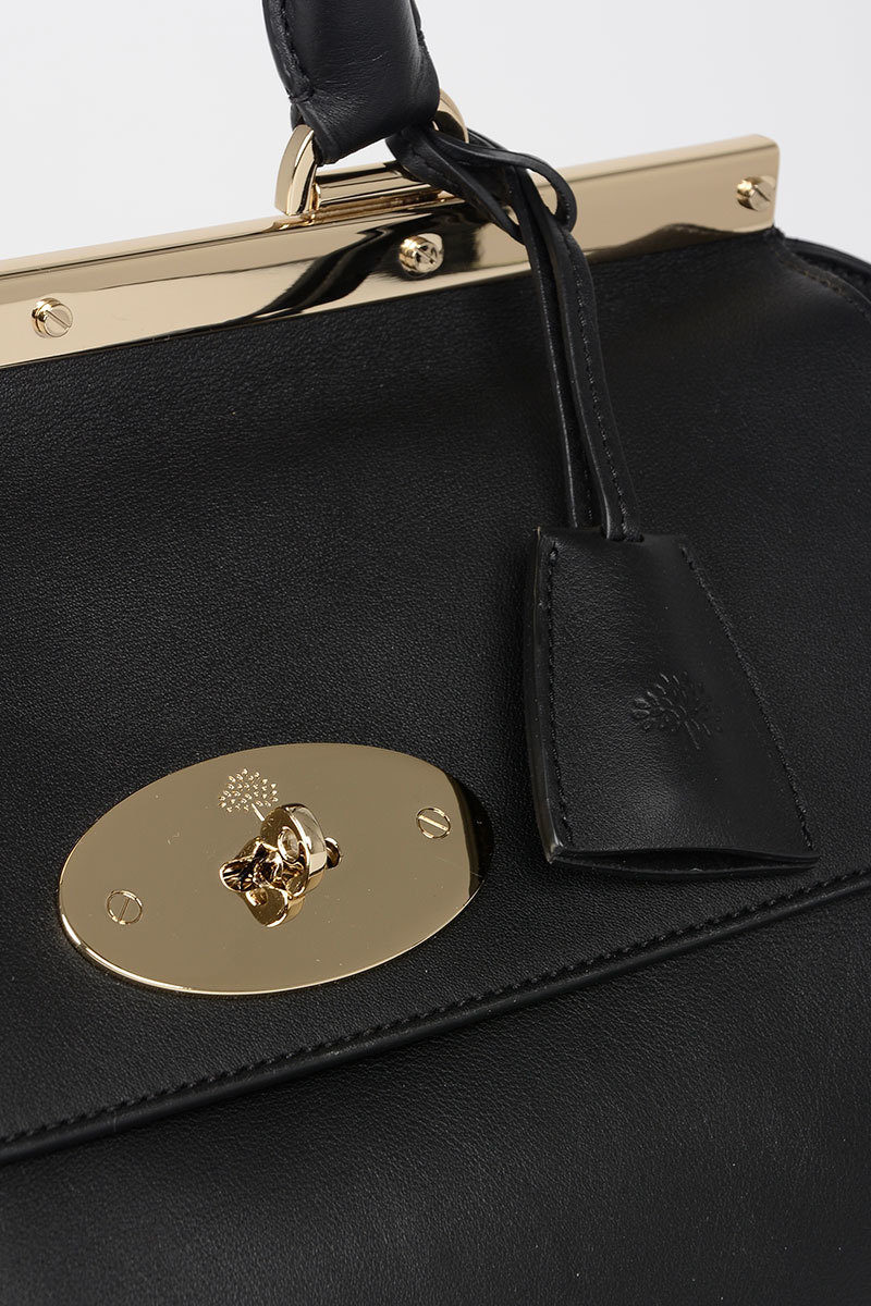 b606099b4337 Mulberry Leather SMALL SUFFOLK Tote Bag women - Glamood Outlet