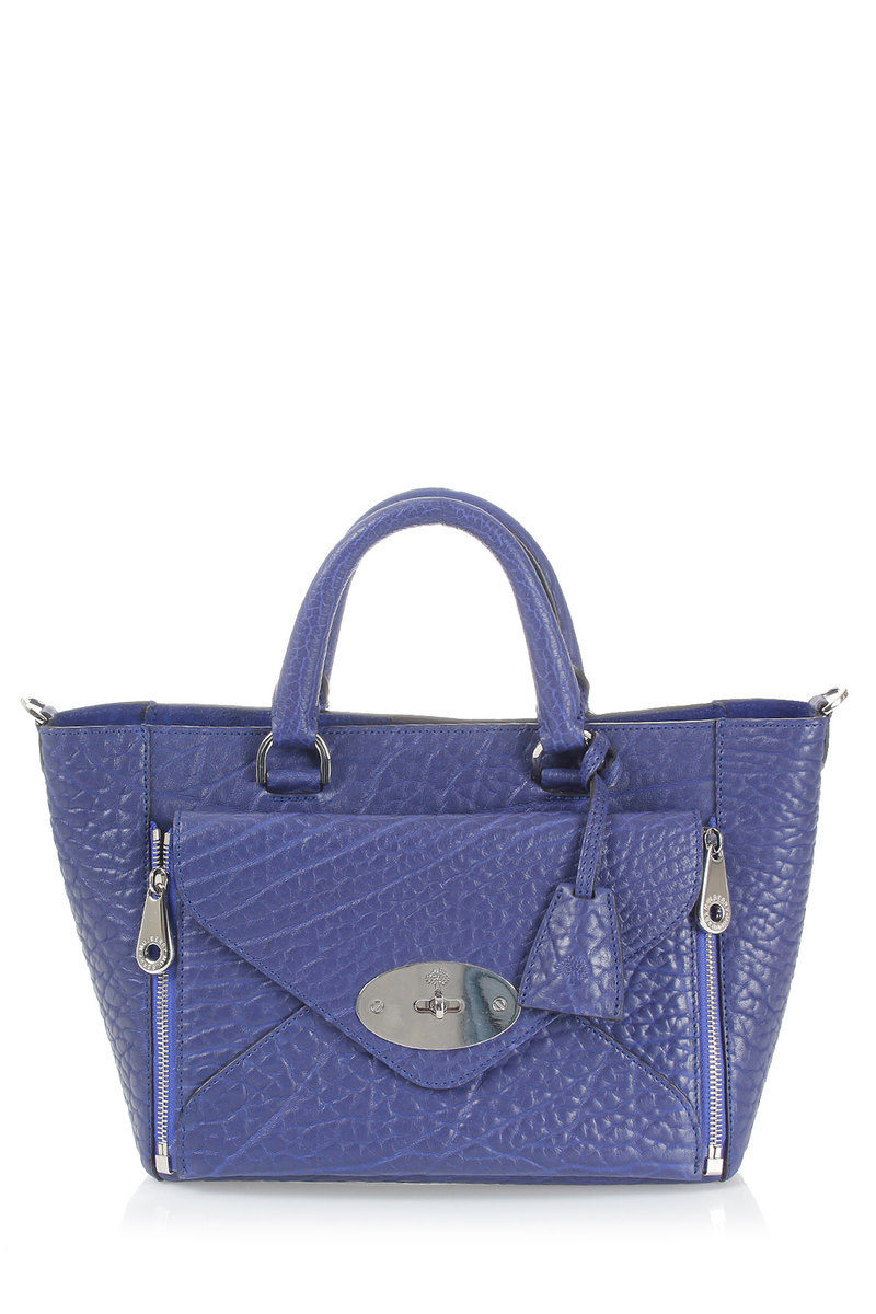 4c3ecab3813 Mulberry Leather SMALL WILLOW TOTE Bag women - Glamood Outlet