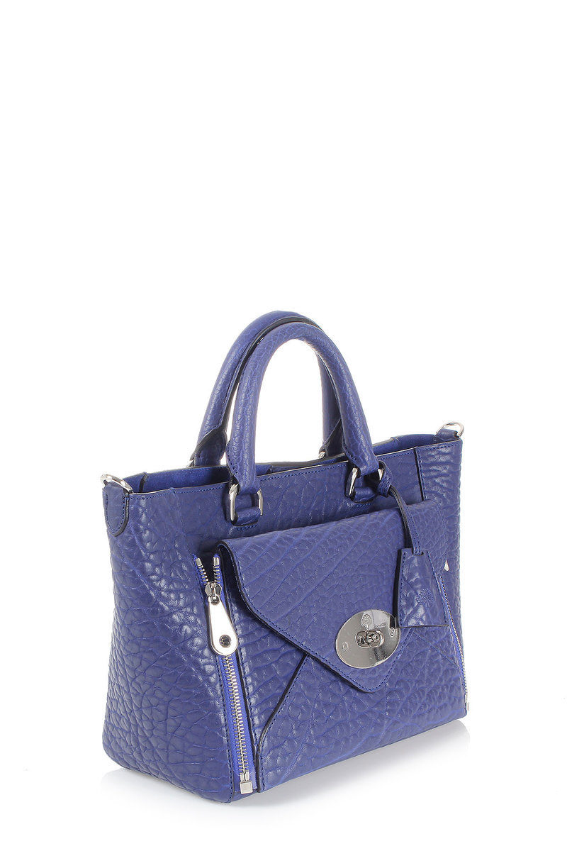 1eb6025e8c3d Mulberry Leather SMALL WILLOW TOTE Bag women - Glamood Outlet