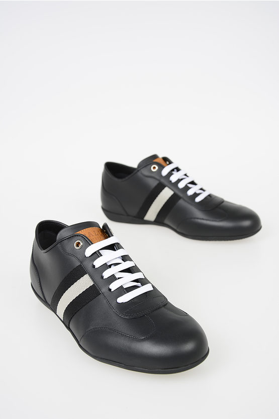 Leather Sneakers HARLAM