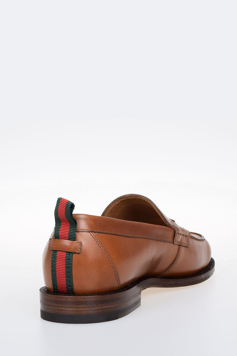 Leather SPIRIT Loafers